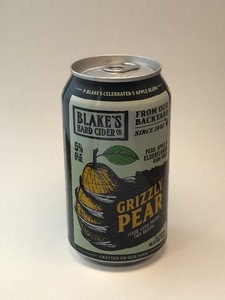 Blake's - Grizzly Pear (12oz Can)
